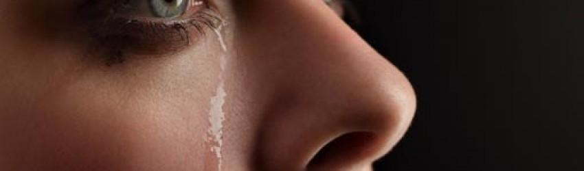 Cet amour ressenti fut le moteur qui déclencha une larme de la part d'Angèle.