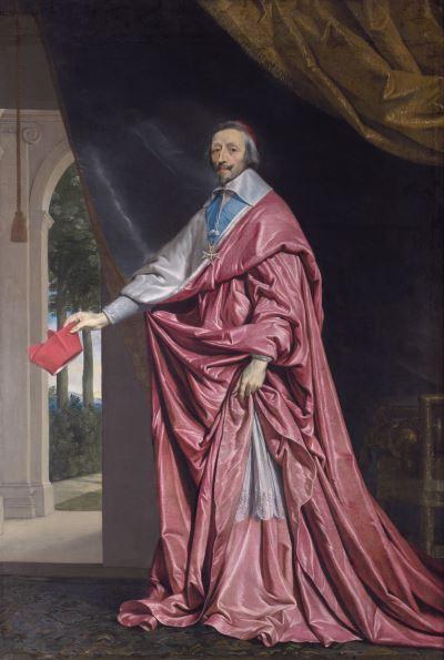 Revue 273 - Philippe de Champaigne - Richelieu