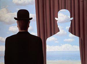 René Magritte, Décalcomanie