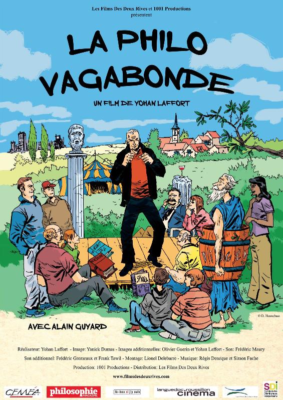 Philo vagabonde, Alain Guyard