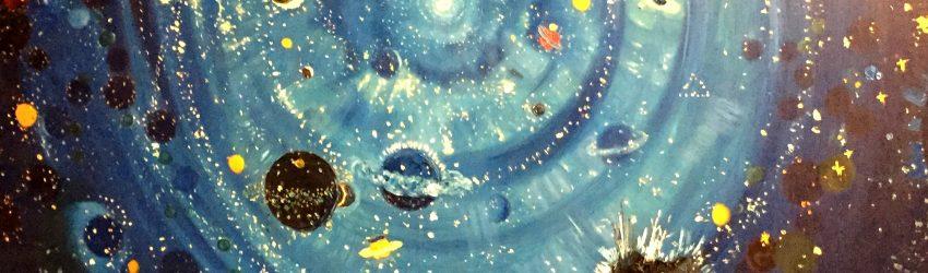 Les peintres du XIX et XXe siècle entreprennent une quête de la dimension mystique.