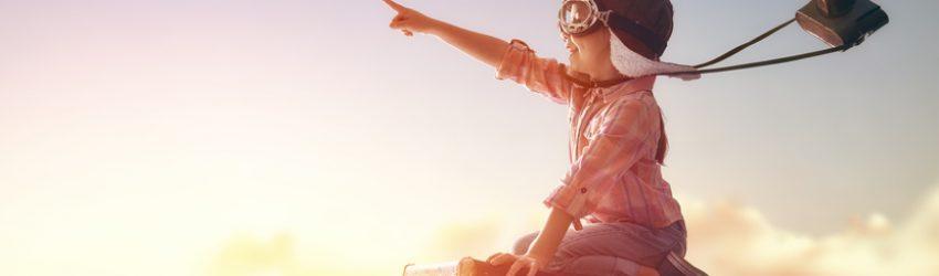Dans les rêves, on a des pouvoirs magiques comme dans les contes.