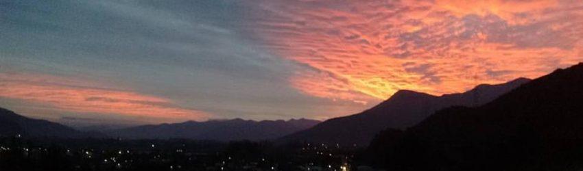La grande nuit du solstice d'hiver, la nuit la plus longue de l'année, célèbre la mort symbolique et le renouvellement du soleil.