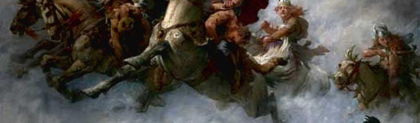 J'ai vu en Calliope les walkyries elles-mêmes, sauvant les guerriers sur les champs de bataille.