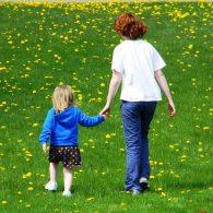 L'enfant pour grandir a besoin d'être accompagné.