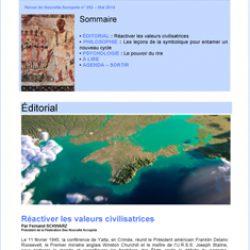 Revue Acropolis n°252