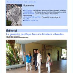 Revue Acropolis n°256