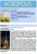 Revue Acropolis n°269