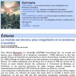 Revue Acropolis n°271