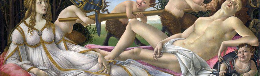 Harmonie est considèrée comme la fille d'Aphrodite (déesse de l'Amour) et d'Arès (dieu de la Guerre)