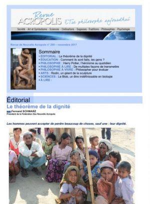 Revue Acropolis n°290