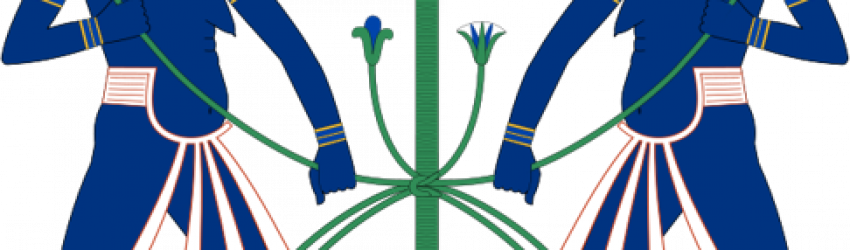Semataouy ou la ligature des deux Égypte, étymologiquement celui qui réunit les deux terres.