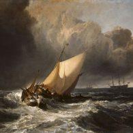 Le philosophe est celui qui gouverne son vaisseau sur les eaux tumultueuses du monde.