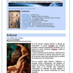 Revue Acropolis n°304