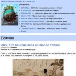 Revue Acropolis n°314