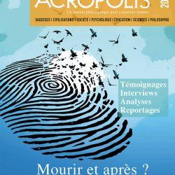 Couverture Hors Série Acropolis numéro 7