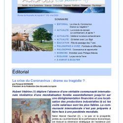 Revue Acropolis n°318